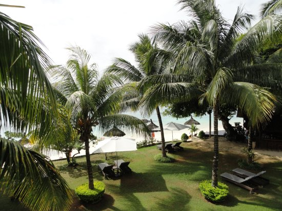 Le Cardinal Exclusive Resort: Vista dalla camera