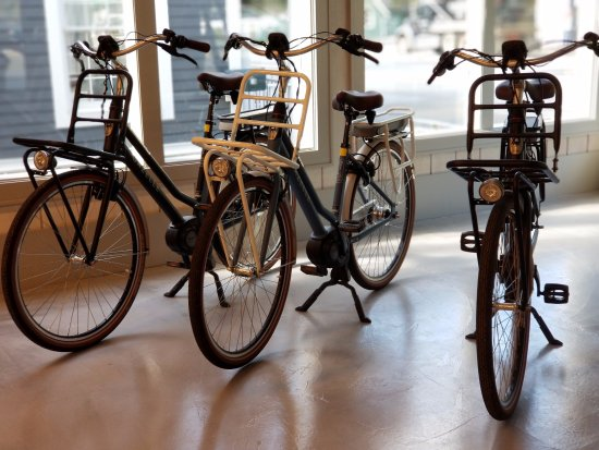 Sloatsburg, Estado de Nueva York: Electric bikes at 7 Lakes Bike Barn