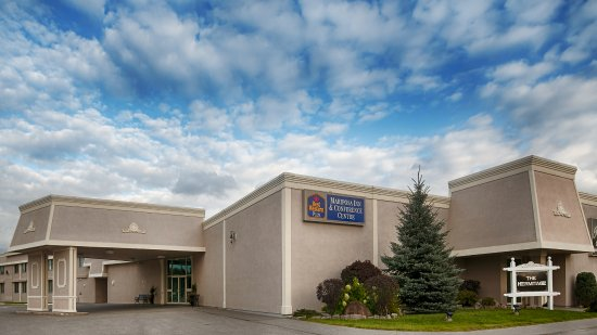 Best Western Plus Mariposa Inn & Conference Centre : Hotel