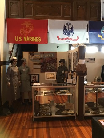 Woonsocket, RI: Some of the exhibits