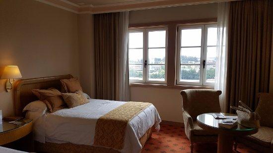 Gran Hotel Los Abetos: Habitacion