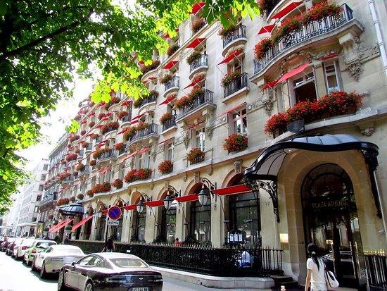 Hôtel Plaza Athénée: photo0.jpg