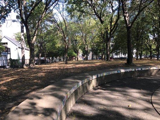 Senior Citizen Memorial Playlot Park