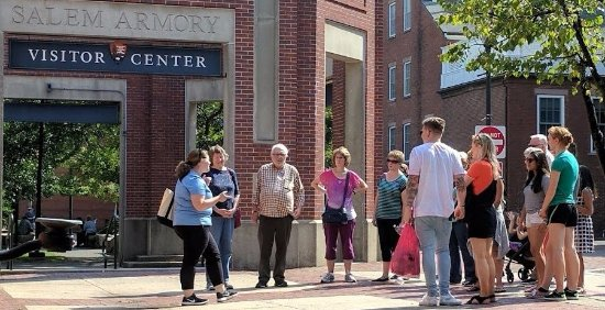 Myths & Misconceptions Walking Tour