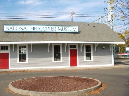 Stratford, CT: National Helicopter Museum...   check times for tour guides