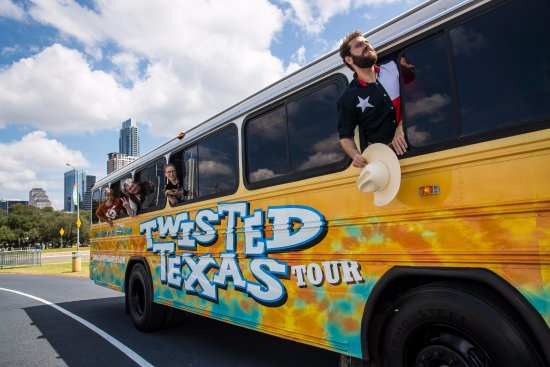 ‪Twisted Texas Tours‬