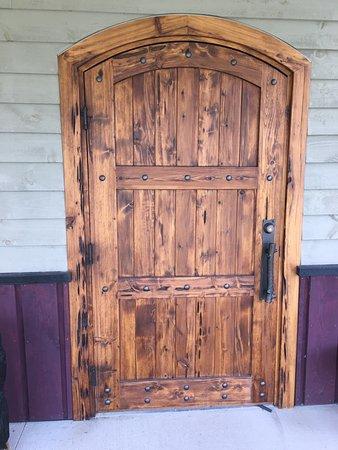 Beulah, MI: Front Door