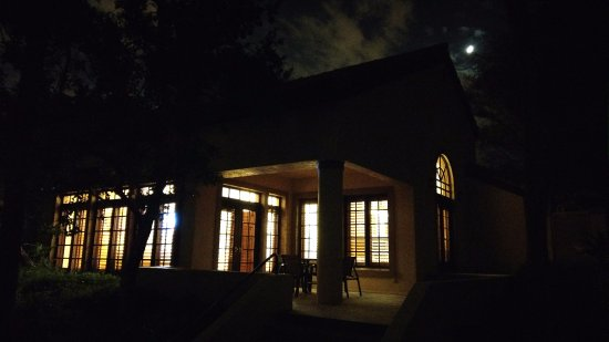Villas of Grand Cypress: Night from the sundeck