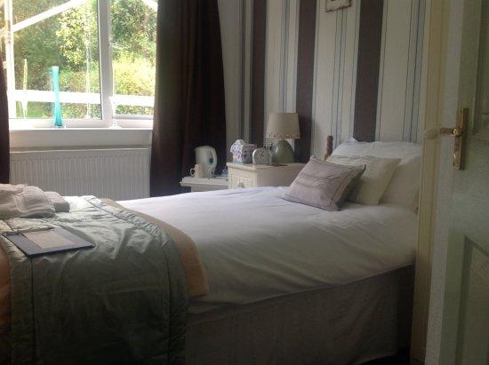 Crianlarich, UK: Single en suite room