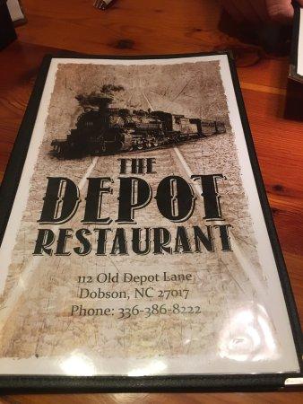 Depot Restaurant at Cody Creek: photo0.jpg