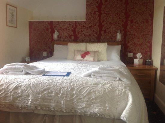 Crianlarich, UK: Family en suite room sleeps three