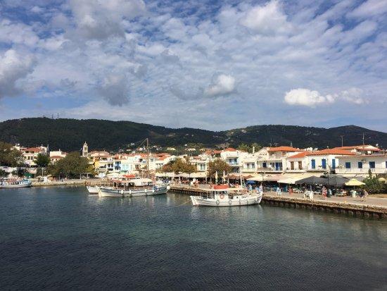 Vasilias, Grécia: Skiathos Town