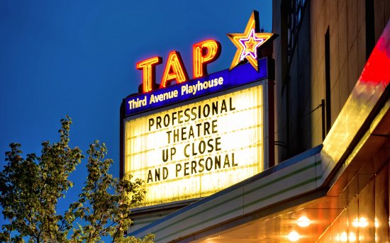 Sturgeon Bay, Висконсин: Professional Theatre, Up Close and Personal