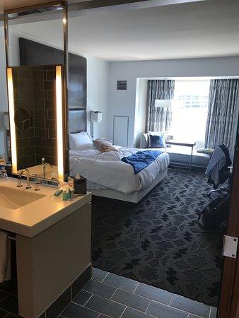 W Dallas Victory Hotel Resmi