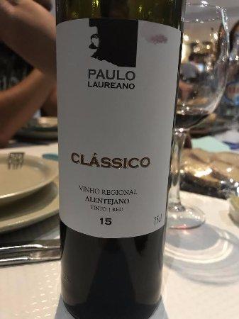 Moita, Portugal: Bom vinho