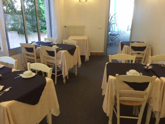 Le Mozart Hotel : breakfast room