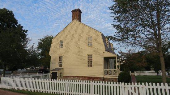 Foto de Colonial Houses-Colonial Williamsburg