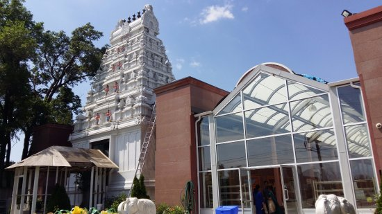 SVBF Sarada Temple