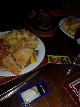 Great pub and great food