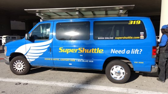Super Shuttle San Francisco