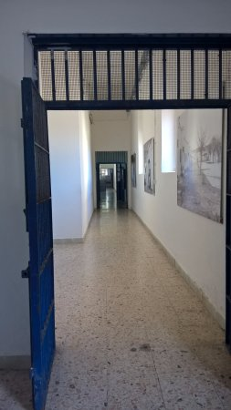 Asinara, Italy: Interno del carcere