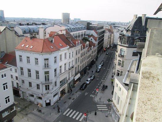 Hotel Chambord: Vista do quarto