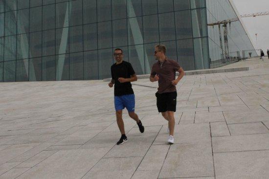 Run With Me Oslo
