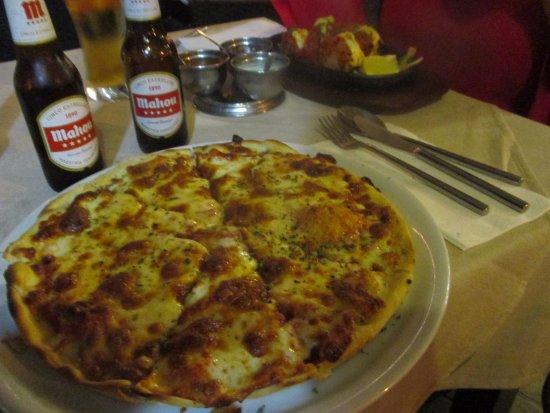 Restaurante Milan: Benalmadena - Milan - Pizza