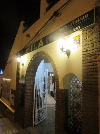 Restaurante Milan: Benalmadena - Milan