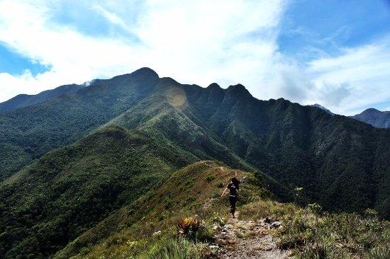 Passa Quatro, MG: Travessia Serra Fna