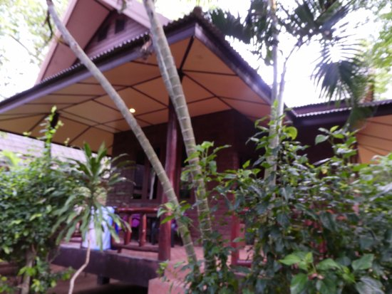 Sairee Cottage Resort: The bungalows