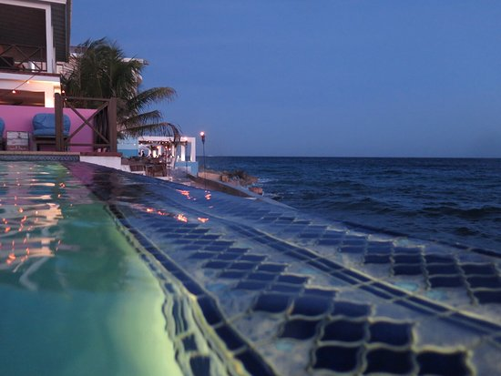 Scuba Lodge & Suites: Great ocean view