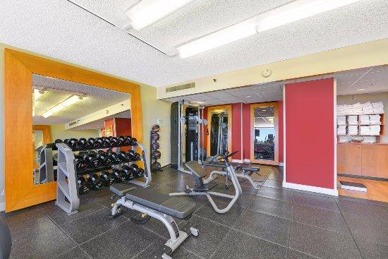 Doubletree by Hilton Anaheim - Orange County: Fitness Center