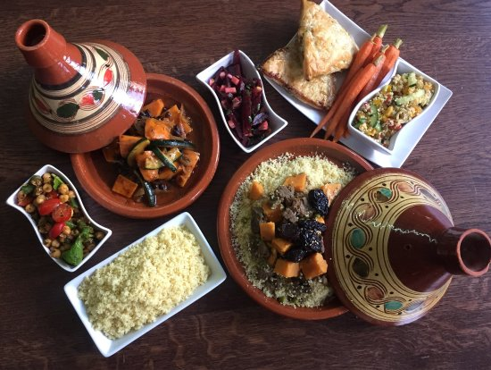 Bahya Food To Share Roelof Hartstraat Amsterdam