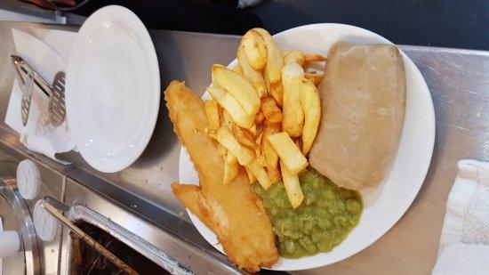 Great Harwood, UK: Clacky Diner