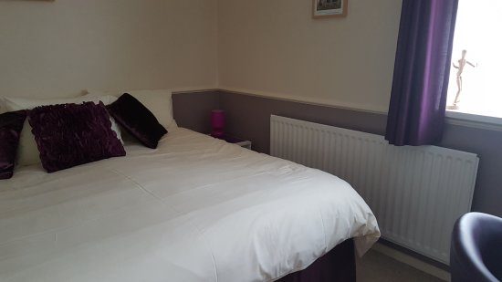 Stoke Bruerne, UK: bedroom area