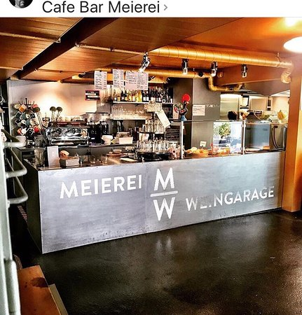 Cafe Bar Meierei