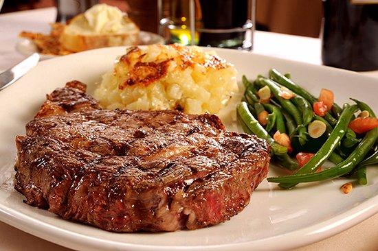 Waverlys Steak House: Ribeye