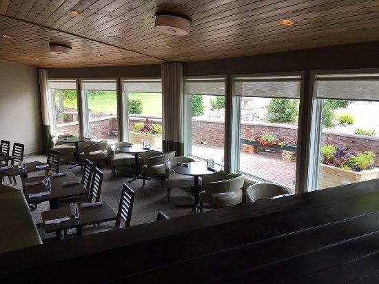 Waupaca, WI: Dining Area
