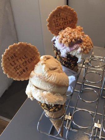 YUM YUM YUM! If you like ice cream then come here!