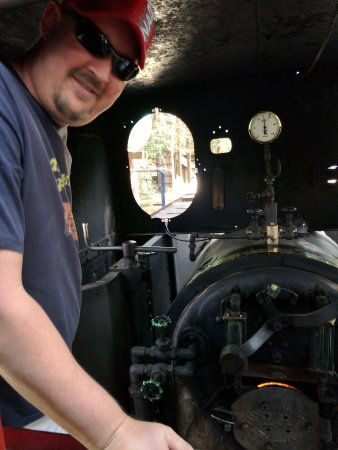 Wauchope, Australia: Steam train