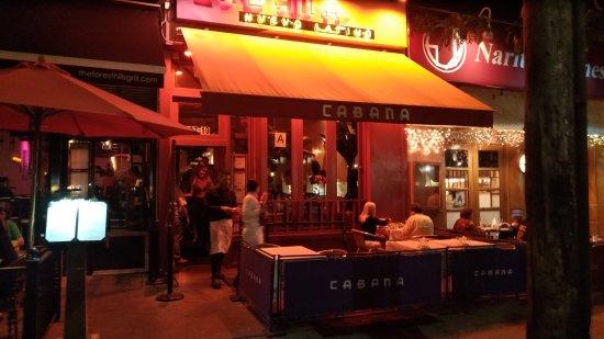 Cabana Restaurant Forest Hills Hours