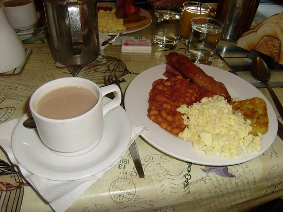 Grange Lodge Hotel: Breakfast...