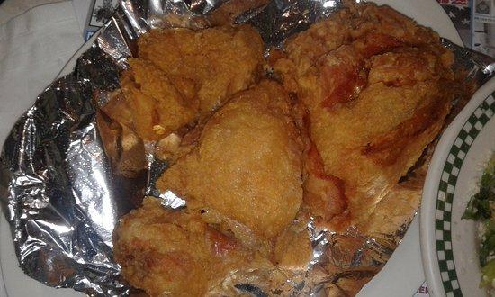 Ellicott City, MD: Fried Chicken