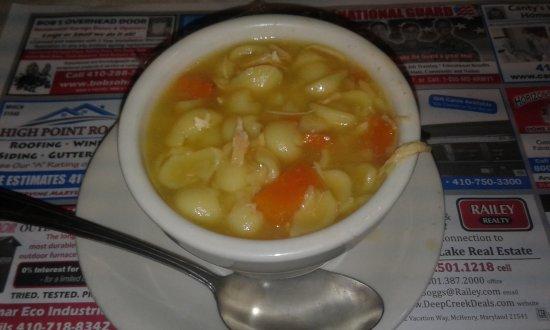 Ellicott City, Мэриленд: Chicken Noodle Soup