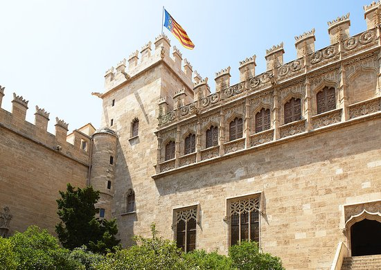The Westin Valencia: La Lonja