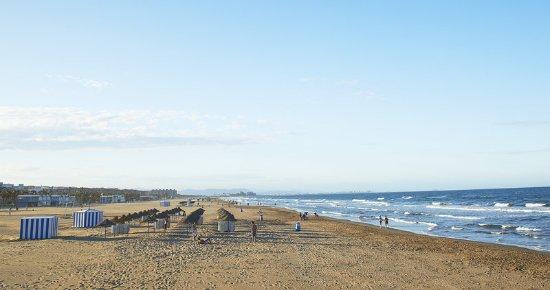 The Westin Valencia: La Malvarrosa Beach