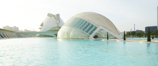 The Westin Valencia: The City of Arts and Sciences
