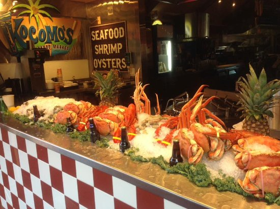 The grotto fish market monterey restaurantbeoordelingen for Fish market monterey ca