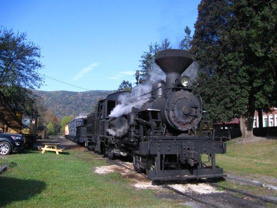 Durbin Greenbrier Valley Railroad